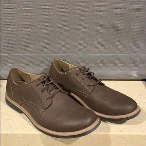 Dexter comfort memory foam dress shoes